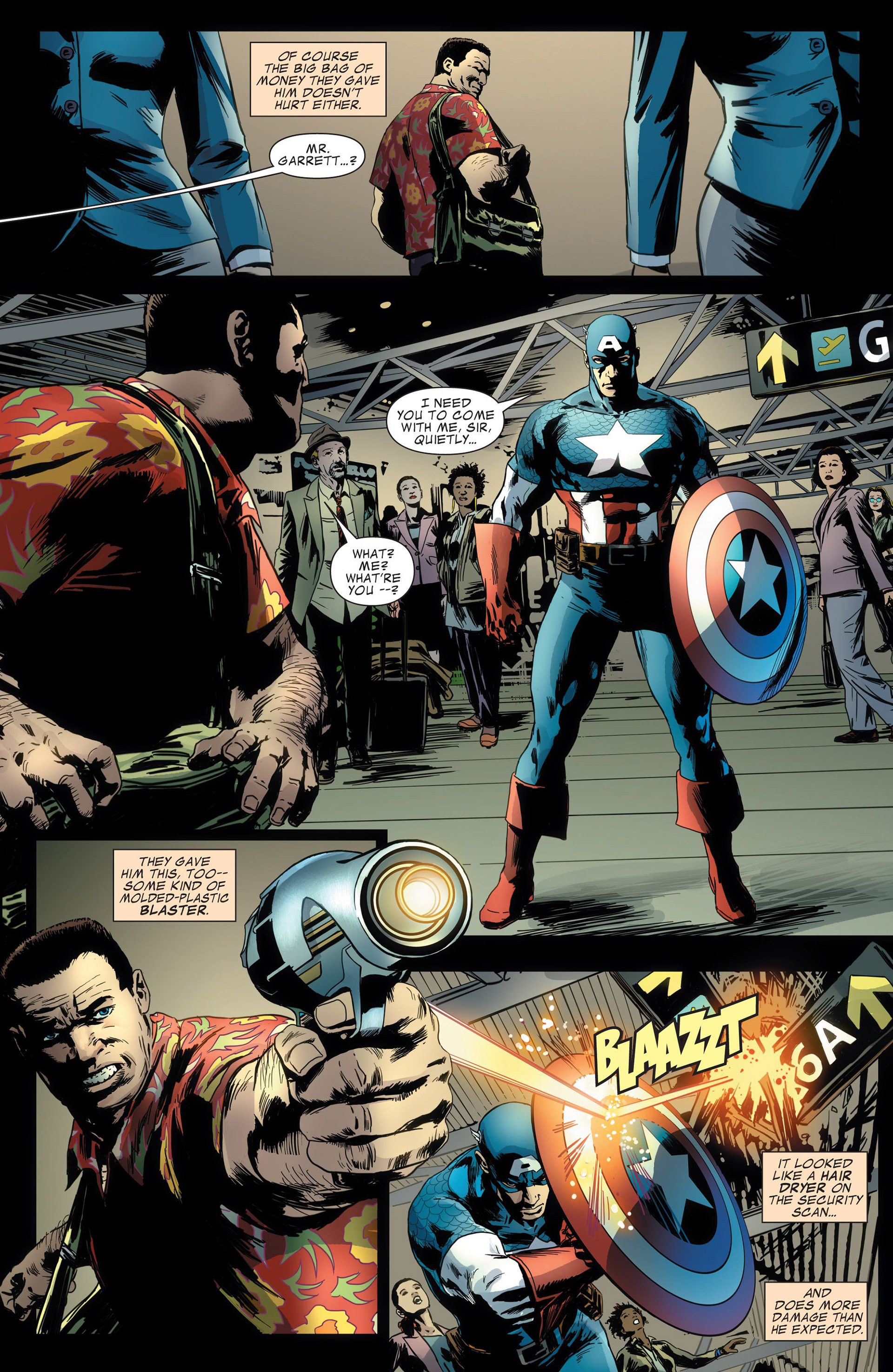 Captain America (2011) Issue #13 #13 - English 4