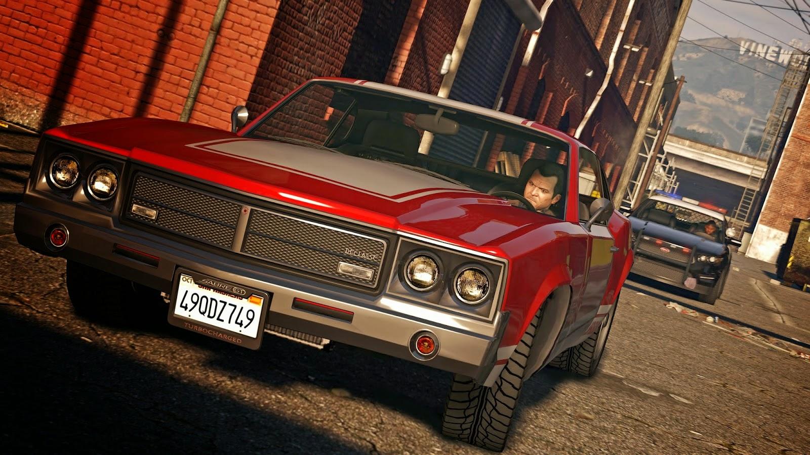 تحميل لعبة gta v pc 2015 للكمبيوتر مجانا - GTA 5
