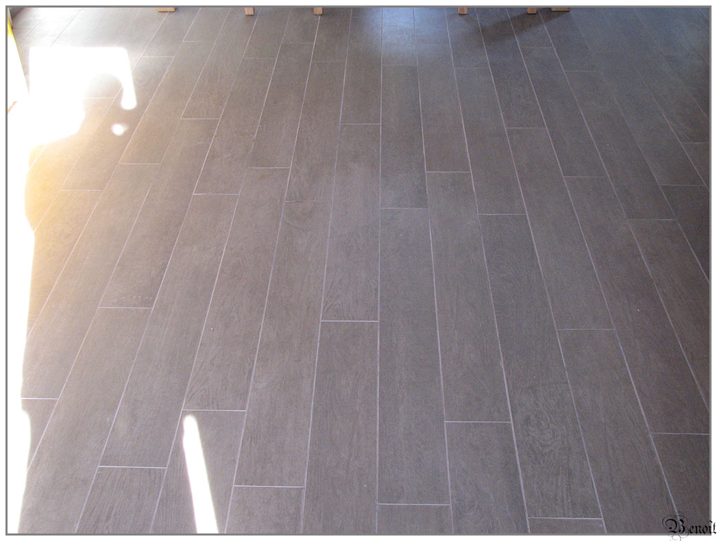 benoit carrelage pose de carrelage type parquet With carrelage type parquet