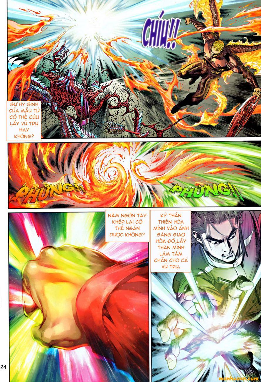Thần Binh 4 chap 71 - Trang 22