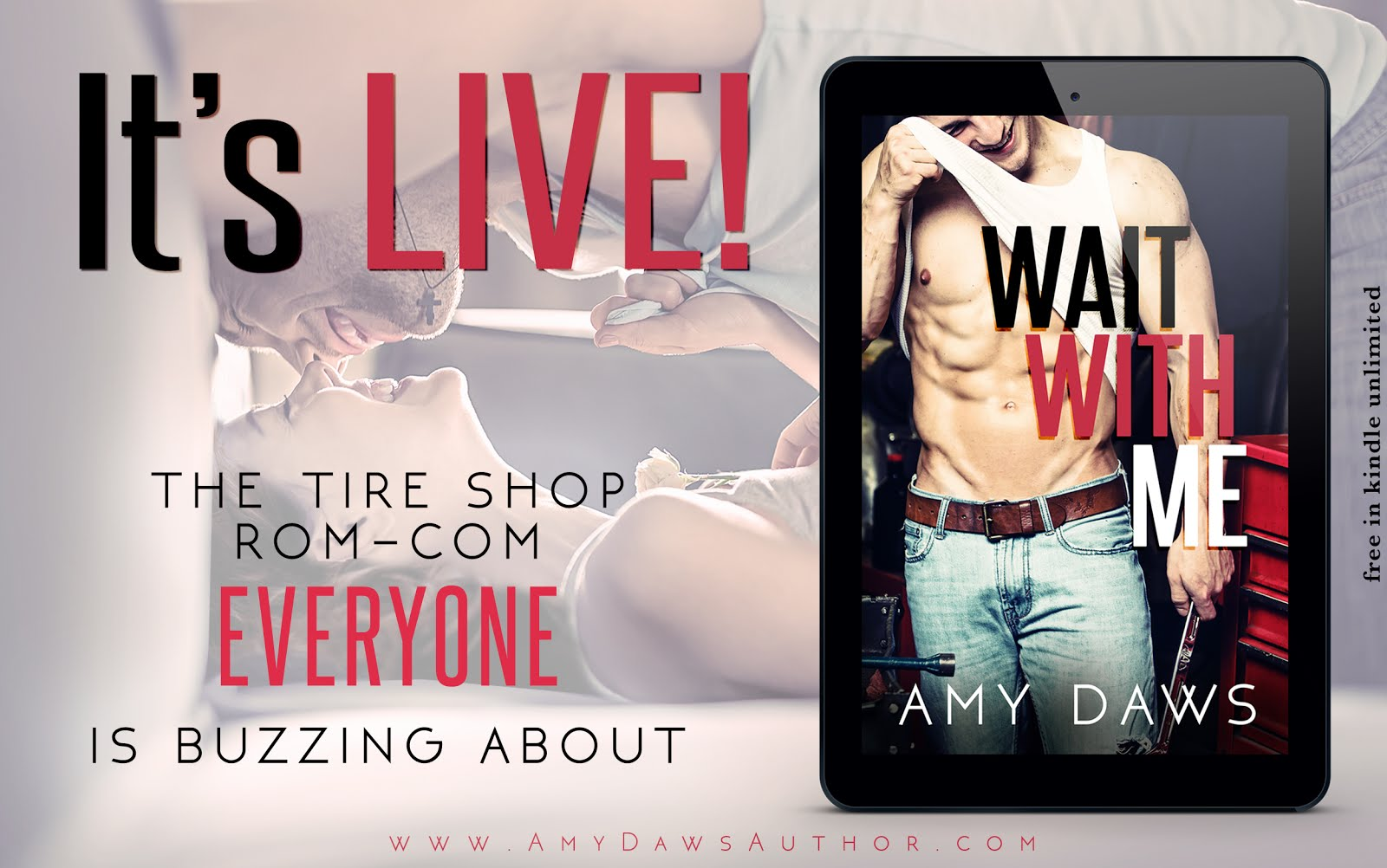 Wait With Me Release Blitz