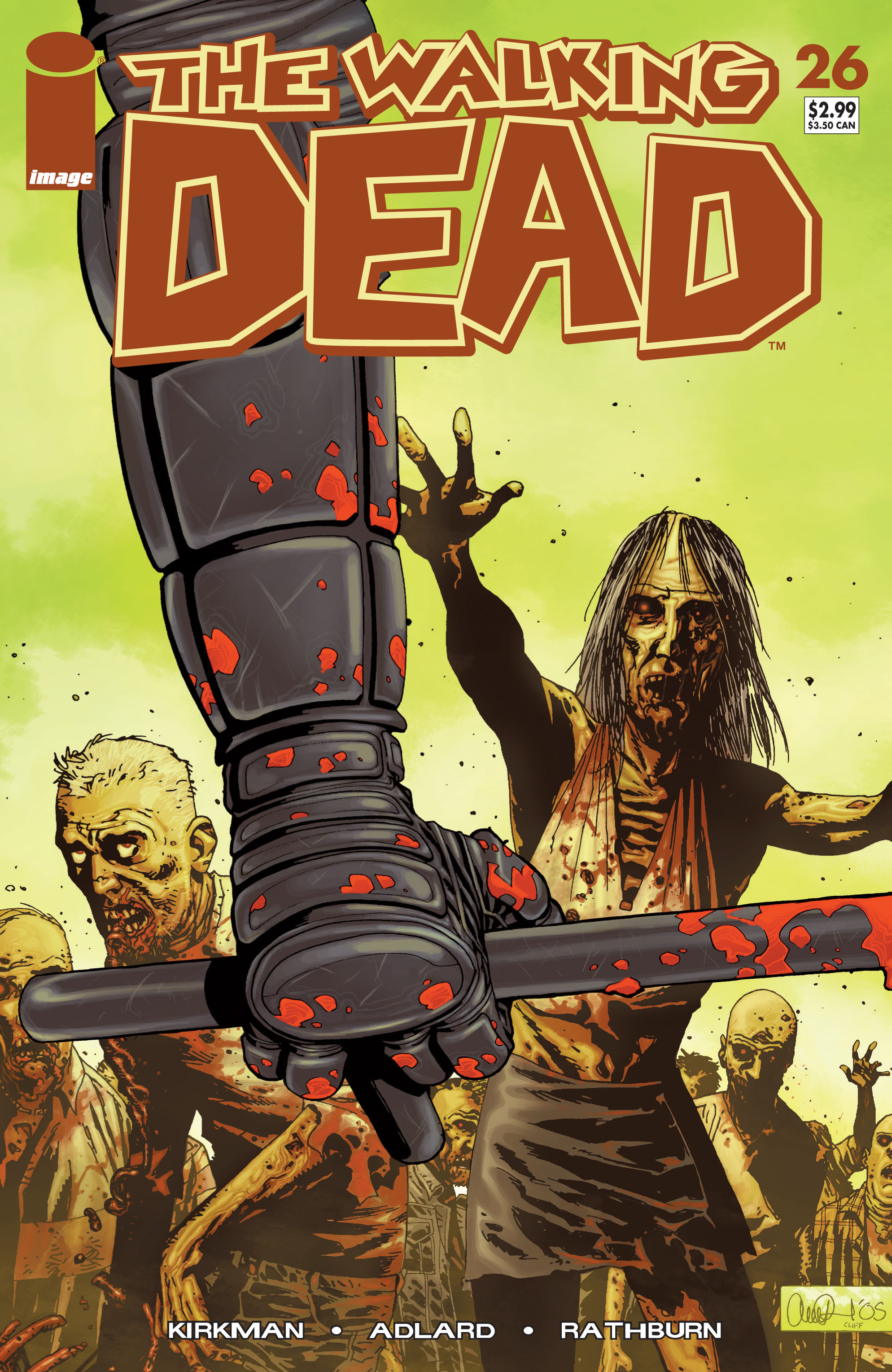 The Walking Dead 26 Page 1
