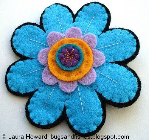 Felt Flower Patterns
