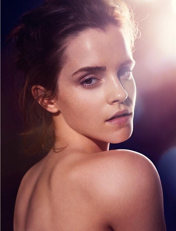 Blog de la Tele: Emma Watson Belleza al Natural por el