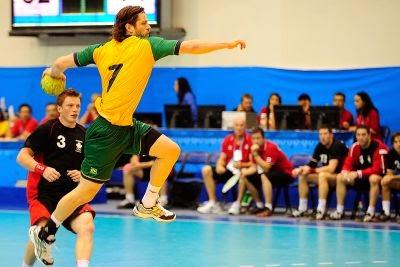 Tupan (BRA), jugará en el handball italiano