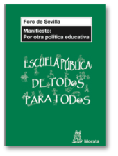 MANIFESTO POR OUTRA POLITICA EDUCATIVA: PODES ACCEDER AO DOCUMENTO PREMENDO NA IMAXE