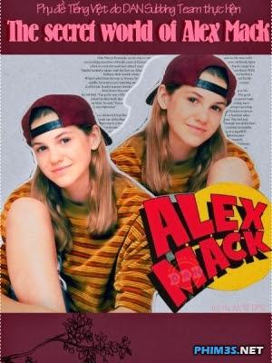 Thế Giới Bí Mật Của Alex Mack