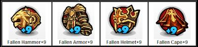 Special Gear : Fallen Templar
