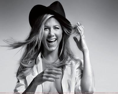 Hollywood Actress Jennifer Aniston Hot Wallpaper