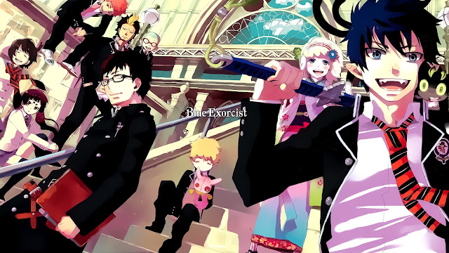 Ao no Exorcist Wallpaper 0007