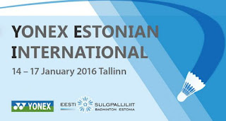 Yonex Estonian Interntational 2016