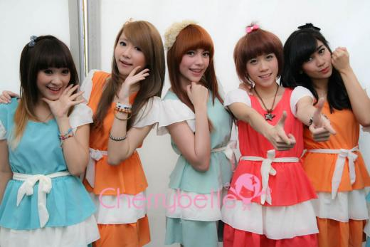 Gallery Foto Cherrybelle Inbox SCTV Terbaru | Cherrybelle
