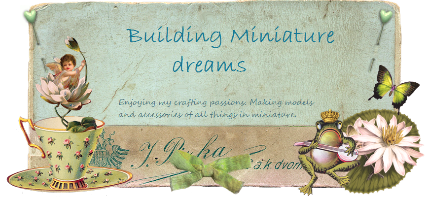 Building Miniature dreams
