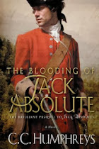 Giveaway: The Blooding of Jack Absolute