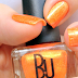 Seleção de produtos: Esmaltes laranja