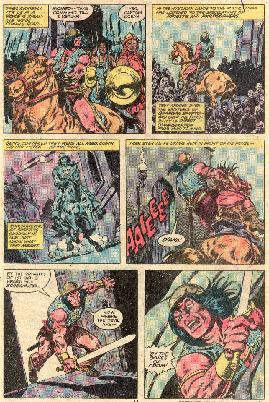 Conan the Barbarian (1970) Issue #107 #119 - English 9
