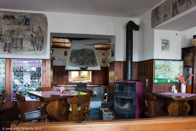 Sala E Cucina Insieme. Interesting Cucina Soggiorno In Cucina E ...