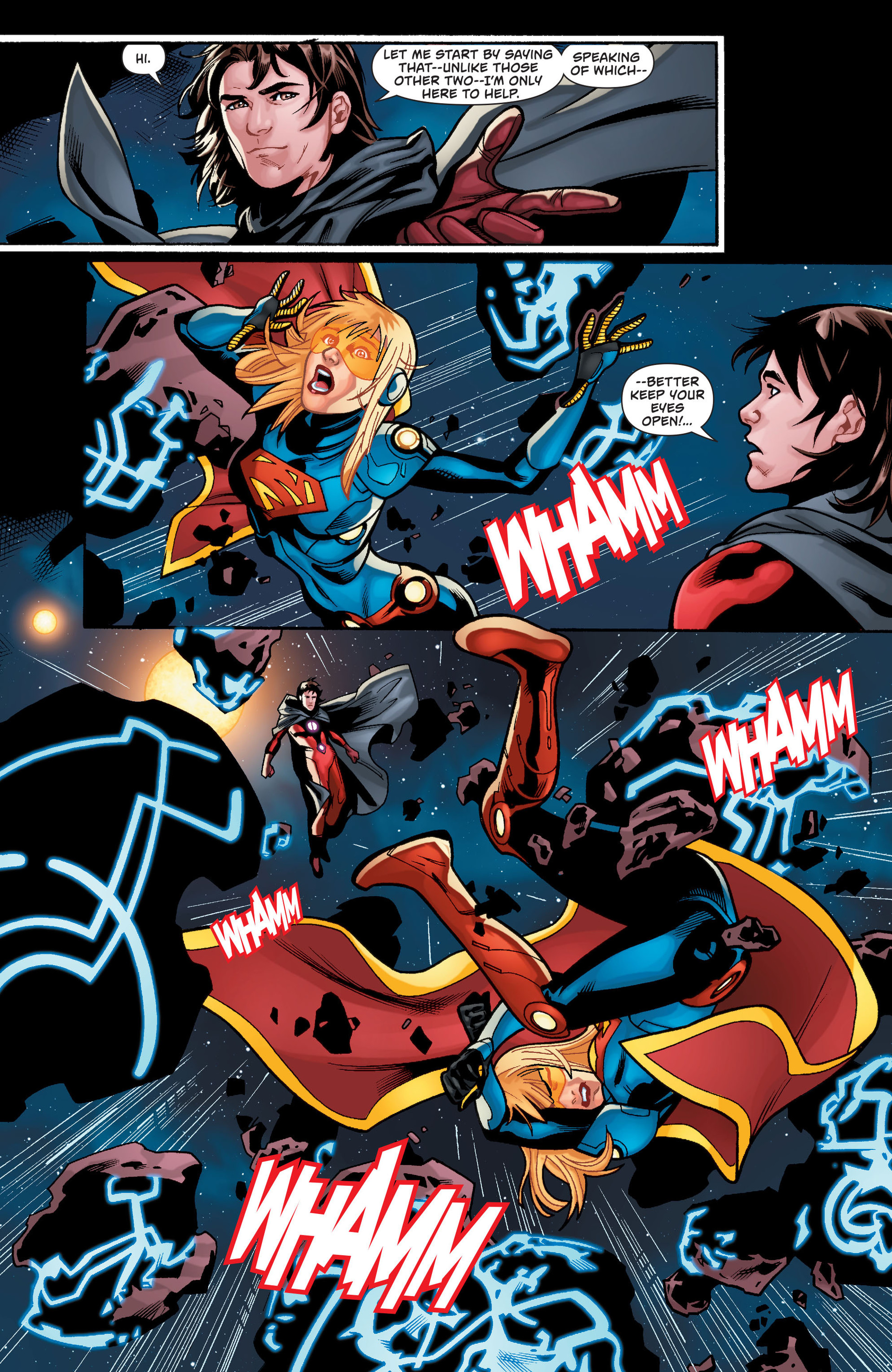 Supergirl (2011) Issue #36 #38 - English 15