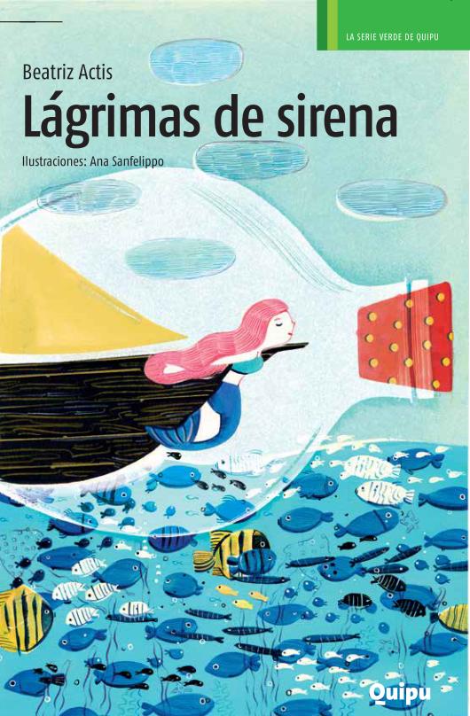 Novela Lágrimas de sirena