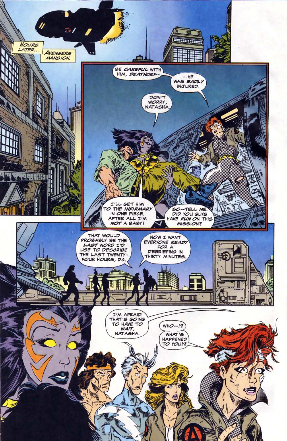 Captain America (1968) Issue #439c #391 - English 22