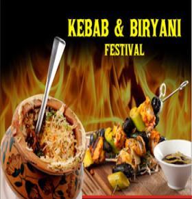 Kebab & Biryani Festival in Gufha Restaurant