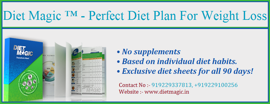 Diet Magic Perfect Diet Plan For Weight Loss Dietmagic