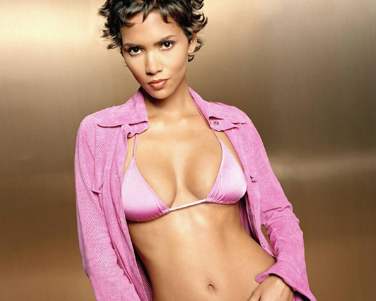 Halle berry very sexy that was