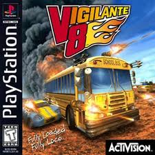 Download - Vigilante 8 - PS1 - ISO