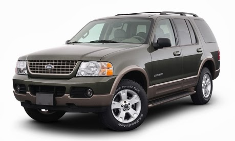 2007 Ford Explorer - Owner s Manual (344 pages)