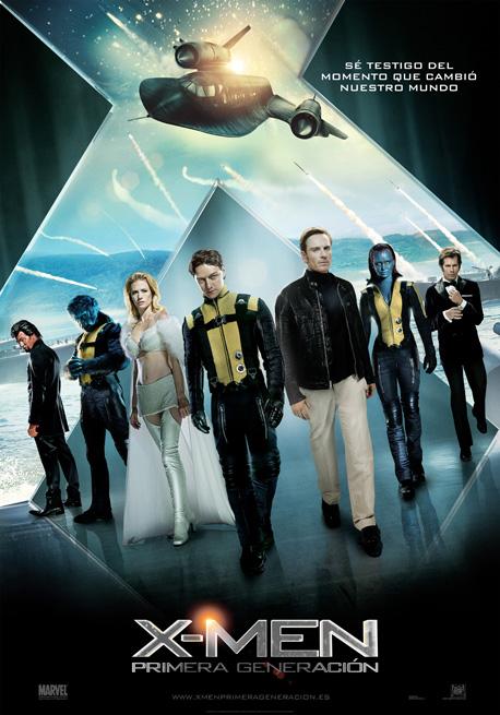 X-Men: Primera generación (2011) online español latino