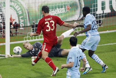 Bayern Munich 2 - 0 Manchester City (1)