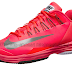 Nike Lunar Ballistec Laser Crimson/Grey Men's Shoe tennis shoes ...