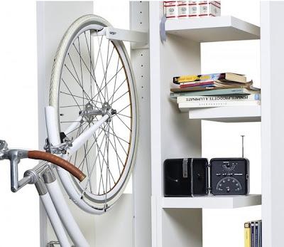 original estantería porta bici