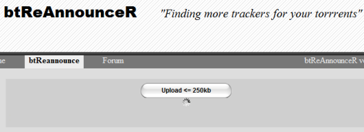 finding more trackers for torrent
