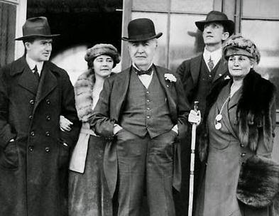 Thomas Alva Edison's Family