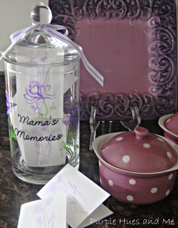 mama's memories - mother's day gifts