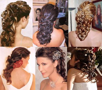 Imagenes Peinados Semirecogidos - Peinados semirecogidos modelos y tutoriales paso a paso