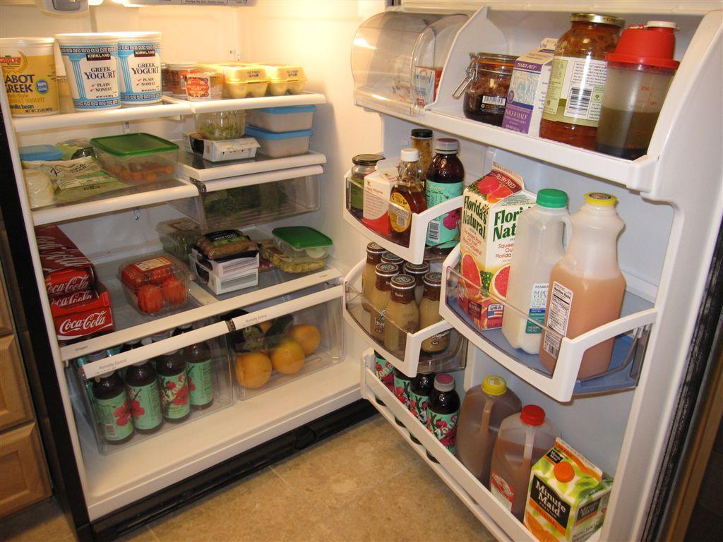 Comment remplir un frigo gr ce une plaque d 39 immatriculation - Frigo gros volume ...