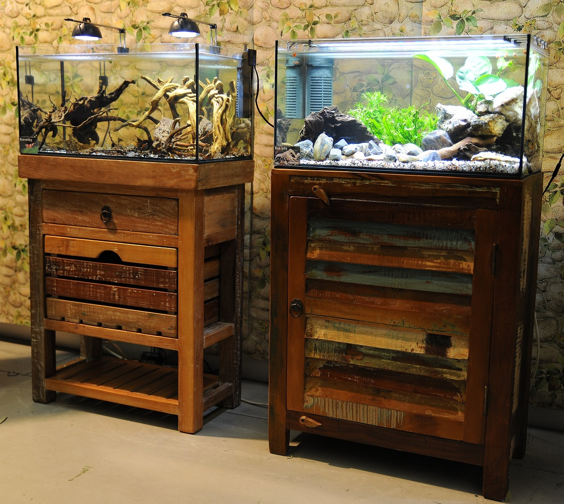 Aqua ambiente blog 2015 for Aquarium schrank