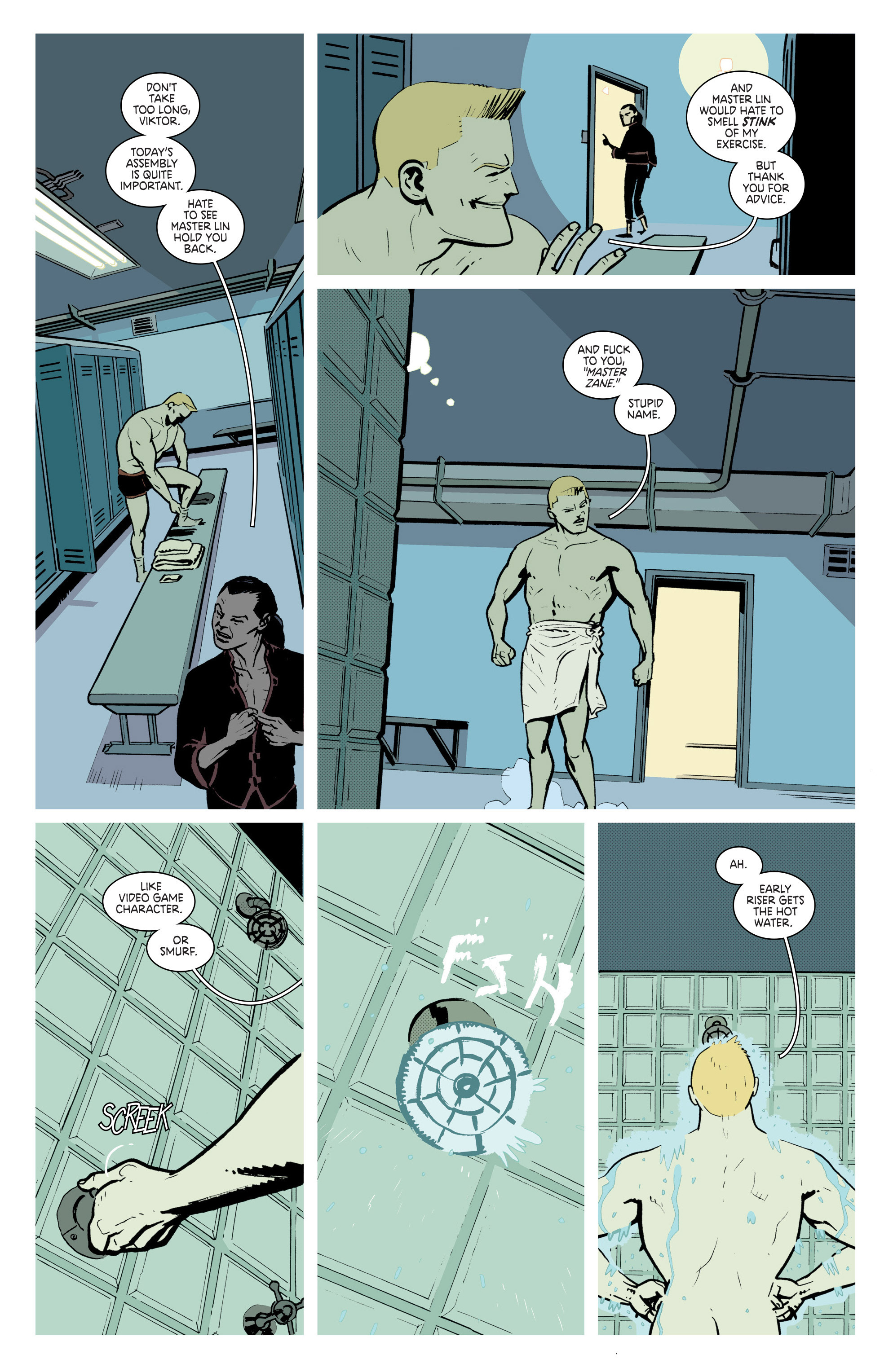 Read online Deadly Class comic -  Issue # _TPB 3 - 103