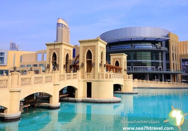 أفضل معالم دبي السياحية