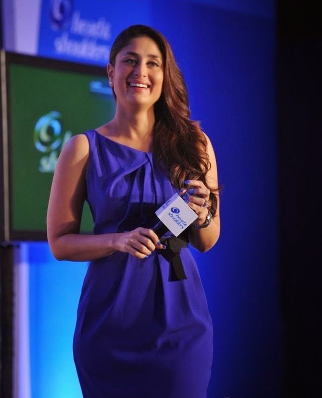 Kareena Kapoor at Head & Shoulders Campaign Photos