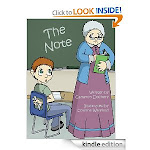 One of My Writing Student&#39;s Books - The Note by Cameron Dockery  [Kindle Edition]