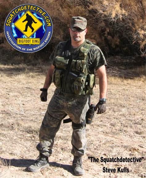 Squatch Detective Steve Kulls