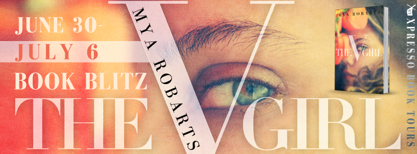 Book Blitz: The V Girl By Mya Roberts
