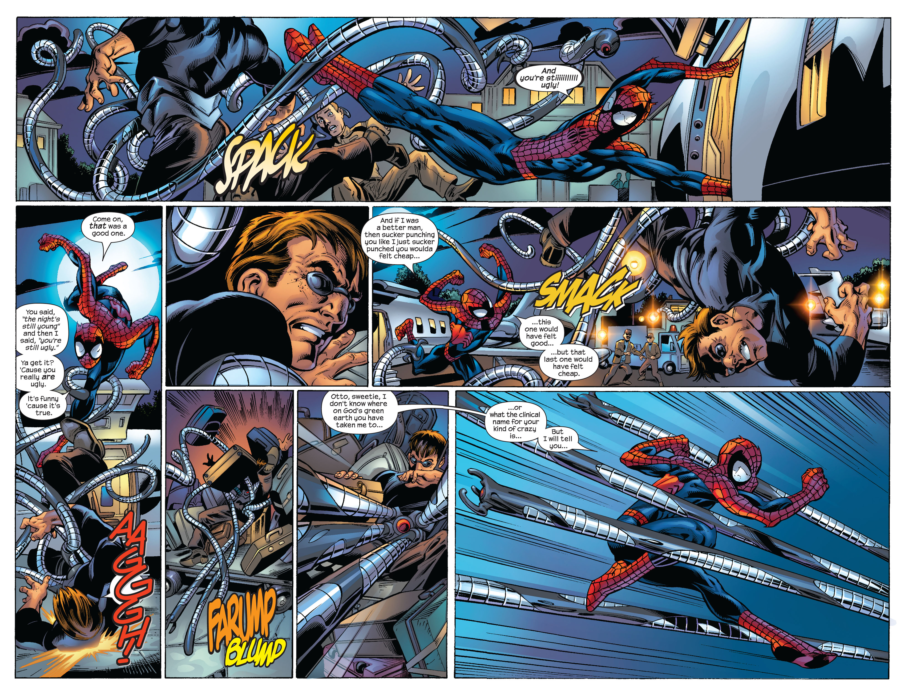 Ultimate Spider-Man (2000) Issue #58 #62 - English 4