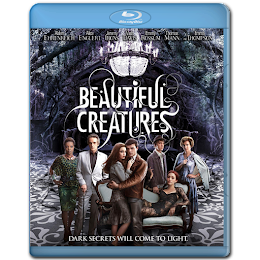 Beautiful Creatures en DVD y Bu Ray