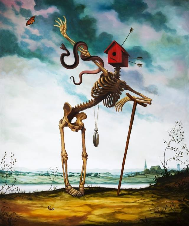 Surreal Fantasy By Mike Davis