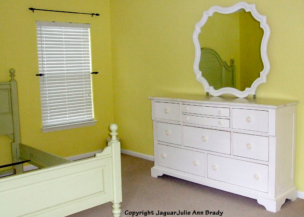 Stanley Furniture Coastal Living Cottage #17: Coastal Living Cottage Collection By Stanley Furniture Getaway Dresser In Saltbox White And Piecrust Mirror In Saltbox White