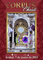 Arahal - Corpus Christi 2015